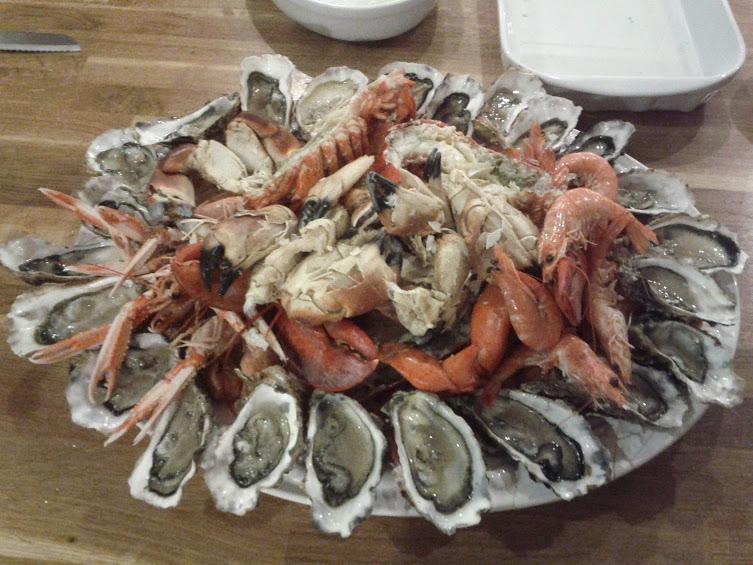The Breton Seafood Feast